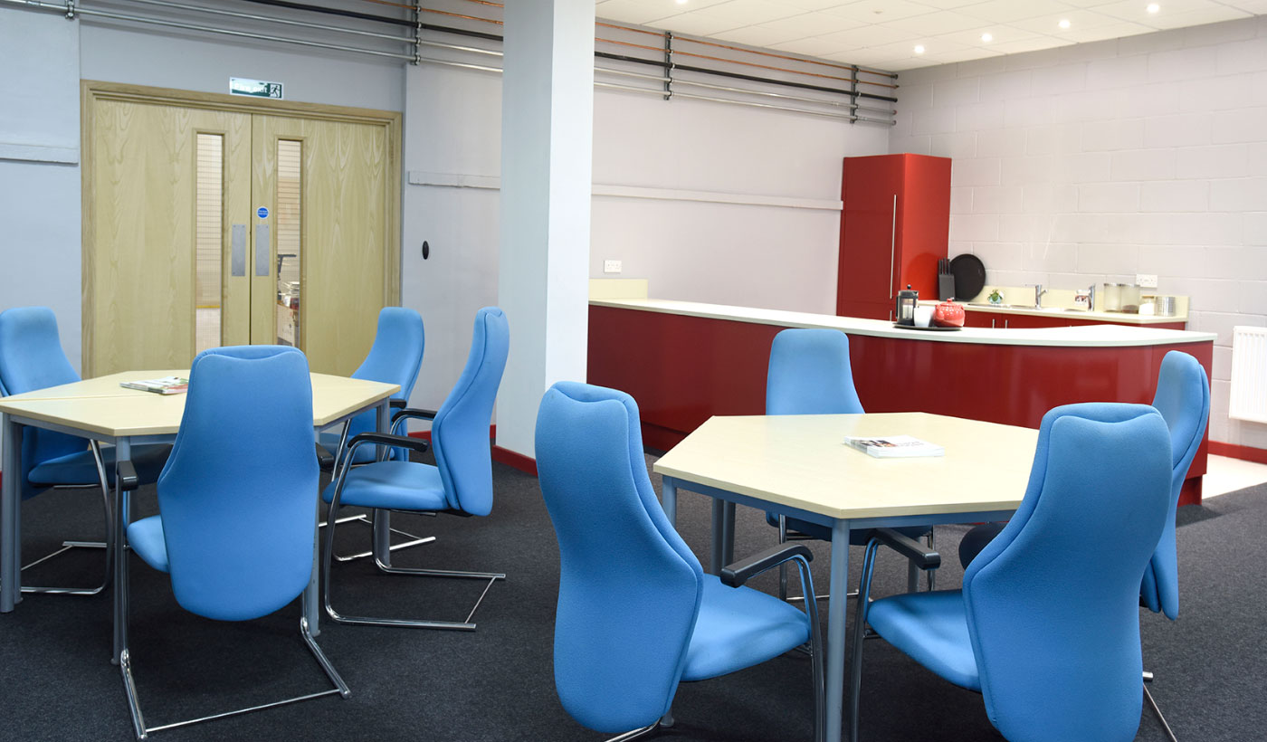 Space 365 - Meeting & Dining Area with Fully Fitted Kitchen Facilities