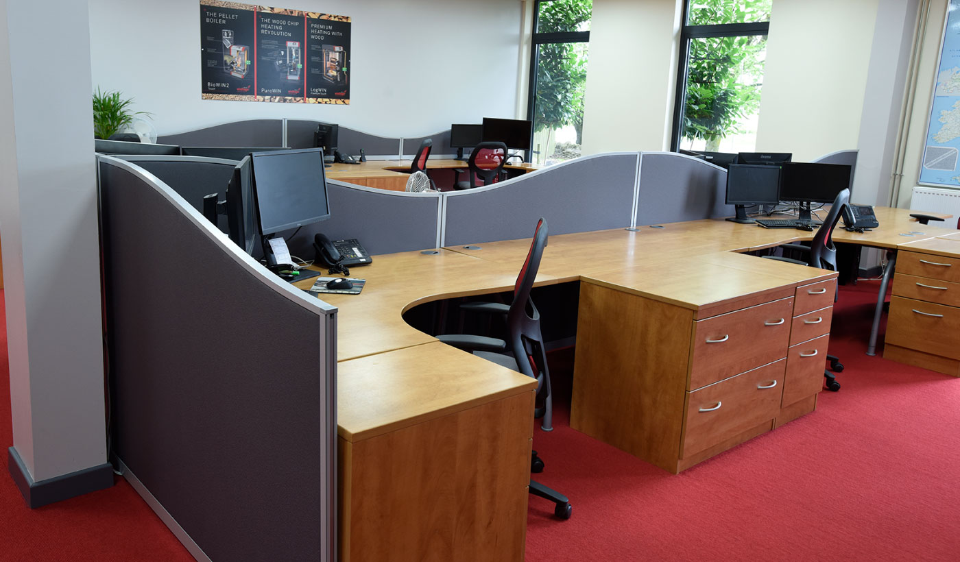 Space 365 - Fully Furnished Office Area